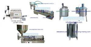 خط إنتاج كامل لعمل مصنع لصناعة وإنتاج المنظفات والصوابين