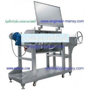 خلاط مواد الخاص بمكينة تصنيع الانابيب البلاستيكية